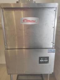 Máquina lava louças industrial- netter NT-200 D