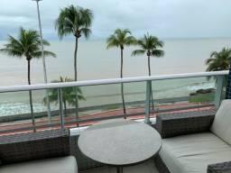 Flat Beira-mar frente mar