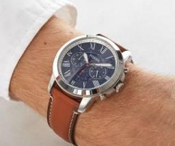 Relógio Fossil Grant Novo+Caixa