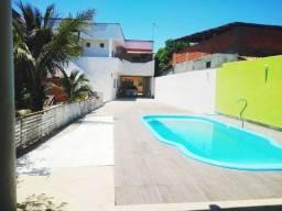 Aluguel temporada na praia de Guaíbim, casas apartir de