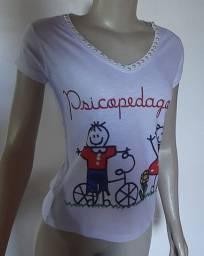 T-shirt psicopedagogia