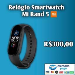 Relógio Mi Band 5 Original