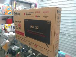 Tv Smart fhilco 32 polegadas.