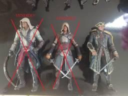 Boneco Assassins Creed família Kenway
