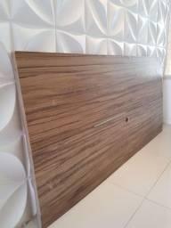 Painel de TV  em madeira TOP