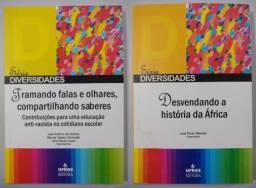 Livros Sobre Política / Educação /Diversidade / Economia