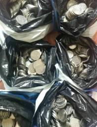 Antigas moedas não seleciono