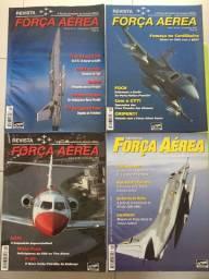 Coleção Revista Força Aérea