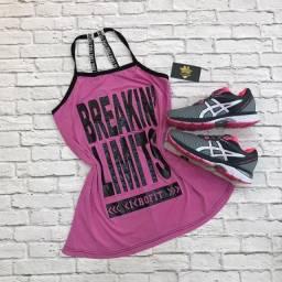 Regatas Femininas Fitness