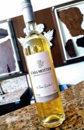 Vinho Branco seco Casa Motter 750ml