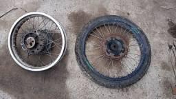 Vendo roda sahara