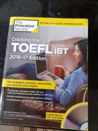 Livro Cracking the Toefl ibt - The Princeton Review