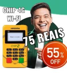 Minizinha chip2 PagSeguro original estoque a pronta entrega !!!