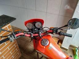 Honda Xlx 250 zerada