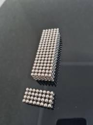 Bolinhas magnética ímã  Total de 500 bolinhas