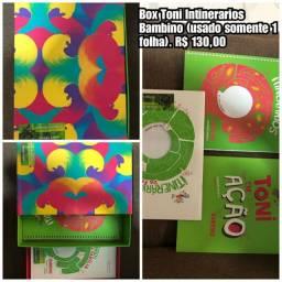 BOX TONY INTINERÁRIOS BAMBINO - FTD