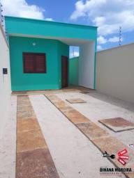 casa nova à venda em Paracuru, com 2 quartos, próxima ao posto do patrício