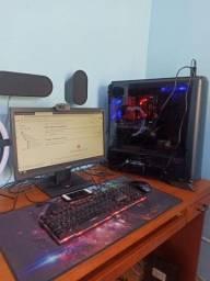 PC Gamer Completo AMD Radeon RX 560 AMD Fx-6300 8GB de Ram