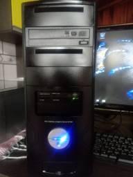 CPU Multimídia System Intel E7400 C/ placa de vídeo