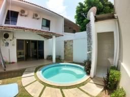 Alugo casa no condomínio Efhraim 3 quartos com piscina (ao lado do Hemoam)