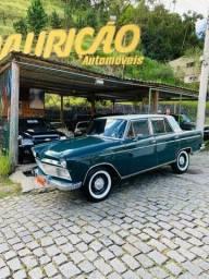 Aero WILLYS Itamaraty 1966 de coleção 6CIL  original lindíssima