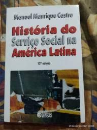 <br>História do Serviço Social na América Latina<br><br>