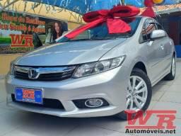 Honda Civic LXR 2.0 Flexone Automático, Único Dono!