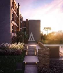 Apartamento à venda com 1 dormitórios em Centro, Campo alegre cod:179740L