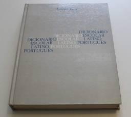 Dicionario Escolar Latino Portugues - Ernesto Faria