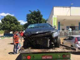 Prisma 2019 - Veículo Batido