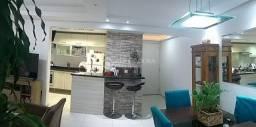 Apartamento à venda com 3 dormitórios em Jardim carvalho, Porto alegre cod:273401