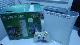 Xbox 360 Fat c Caixa (Ps1,Ps2,Ps3,mega drive,nintendo,3ds,xbox,wii,psp,3do,pc,Game Boy)