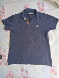 Camisa Polo Burberry