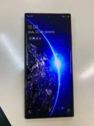 Samsung note S20 ultra Aceito troca