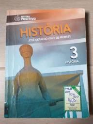 Livro de história do 3 ano do ensino médio
