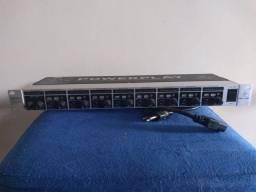 Amplificador de fone de ouvido Power play HA8000