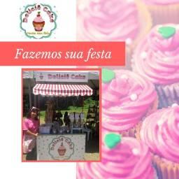 Food Truck, Barraquinha monte seu próprio bolo!