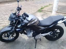 Moto CB 250 twister cbs