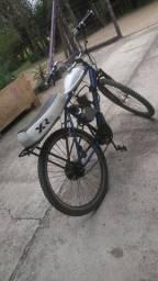 Bicicleta motorizada 100 cc