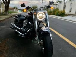 Título do anúncio: Harley Davidson Fat Boy 114