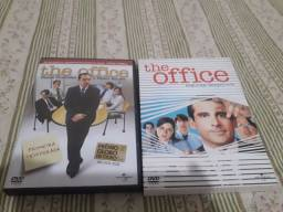 Dvd Série The Office Primeira e Segunda Temporada Original