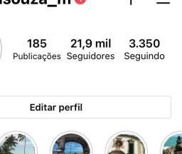 Venda de Instagram com 21,985 seguidores