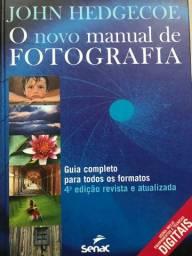 livro: O novo manual de fotografia 4a. Edição
