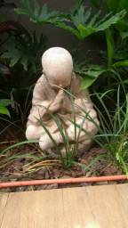 Estatua buda monge