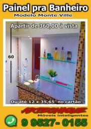 Painel para banheiro campeão em vendas na web