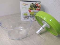Triturador de Legumes Portátil