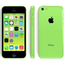 vende se iPhone 5c 16 GB verde semi novo