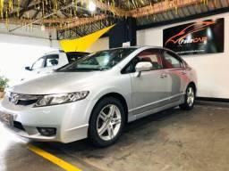 Honda Civic EXS 2010 Flex Automatico Completo