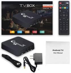 TV Box MXQ Pro 5g - transforme sua Tv em Smart Tv