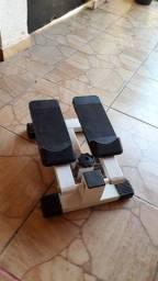 Equipamento fitness step